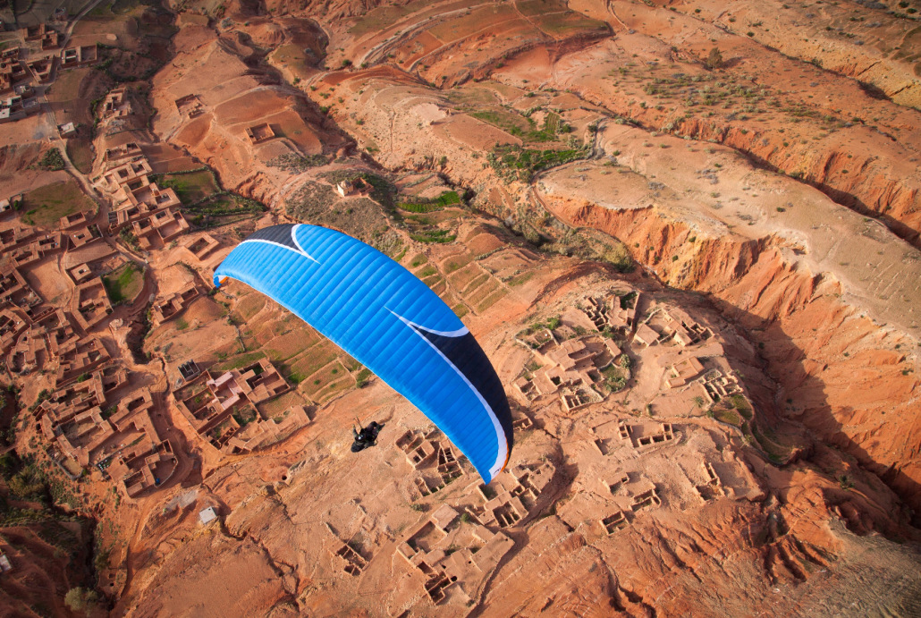 Paragliding Holiday