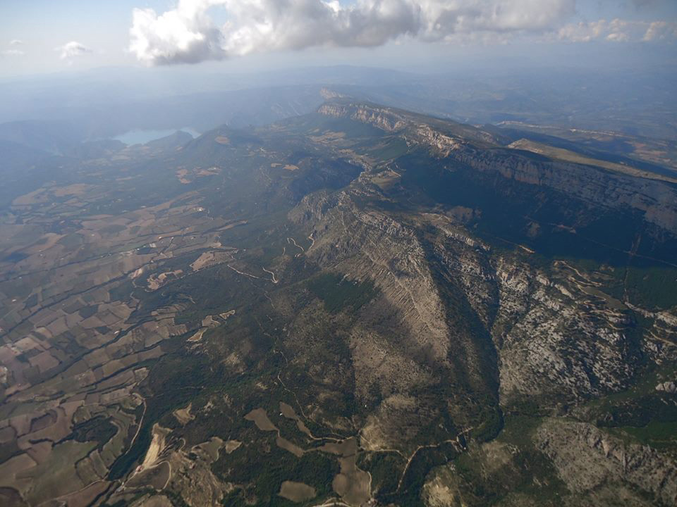 Paragliding Ager